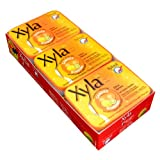 Xyla Brand Xylitol Citrus Candies (6) 100ct Tins