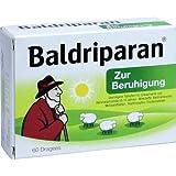 BALDRIPARAN Para la Calmar revestido Tabletas 60 pcs.