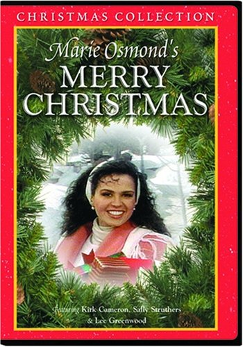 Marie Osmond's Merry Christmas (And Dvd Donny Osmond Marie)
