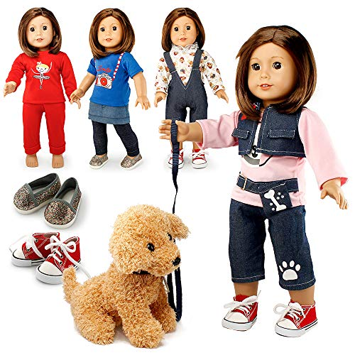 18 Inch Inch Doll Clothes - Oct17 Doll Clothes for American Girl 18