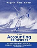 Accounting Principles, with PepsiCo Annual Report, Excel Workbook 9780471650638