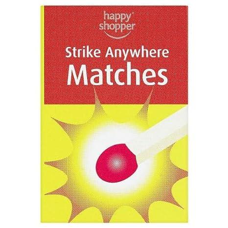 Glücklicher Käufer Streik Überall Spiele (Packung mit 100 x Box ...