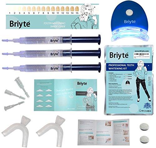 Briyte  HOME Teeth Whitening Kit (TEETH WHITENING) Pro Teeth Whiten Tooth...