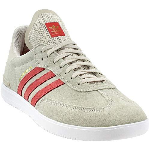 (adidas Mens Samba Adv Athletic Brown 6)