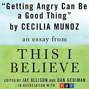 Getting Angry Can Be a Good Thing Audiobook