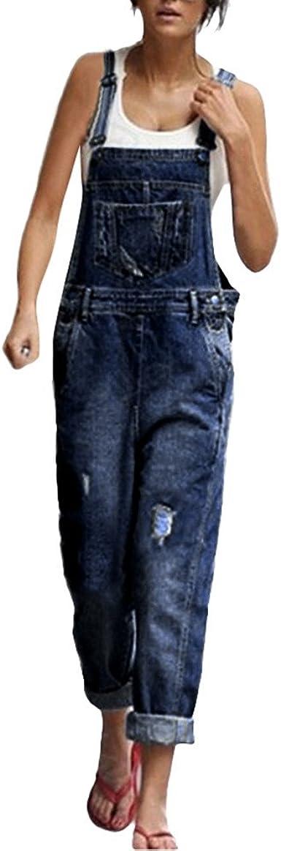 K Youth Petos Vaqueros Mujer Largos Casual Elasticos Vaqueros Para Mujer Cintura Alta Pantalon De Mujer Tallas Grandes Pantalones De Mezclilla De Cintura Alta Mujeres Jeans Anchos Slim Mujer Baratos Amazon Es Ropa Y