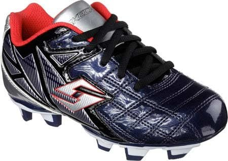 Training Shoe For Soccer Patent Print Old Look