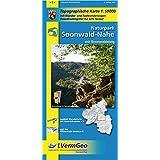 Topographische Karte 1:50.000 Naturpark Soonwald-Nahe