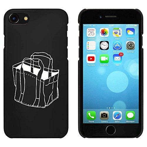 Noir 'Sac de Courses' étui / housse pour iPhone 7 (MC00066331)