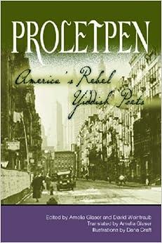 Book Proletpen: America's Rebel Yiddish Poets