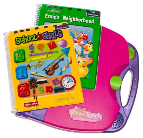 PowerTouch Learning System - Pink