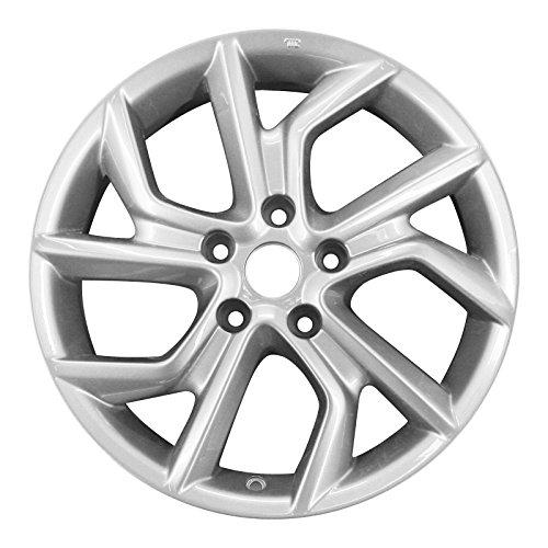 new 17 replacement rim for nissan sentra 2013 2015 wheel 62600 buy online in uae. Black Bedroom Furniture Sets. Home Design Ideas