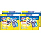 Lysol Disinfecting Cleaning Wipes, Lemon and Lime, 420 Count