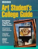 The Art Student's College Guide, Carol Brown and Linda Sweetow, 0028605802