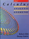 Holt Calculus with Analytical Geometry, Ellis, Steve, 0030040175