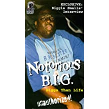 Notorious B.I.G.:Bigga Than Life