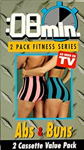 8 Minute Abs With 8 Minute Buns [VHS]