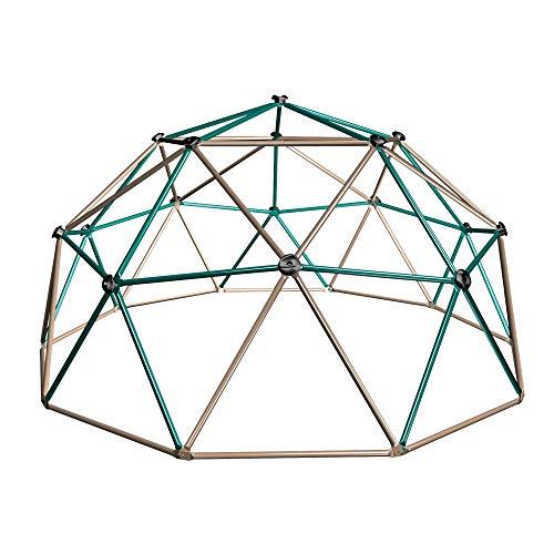 Lifetime Geometric Dome Climber Play Center, Earthtone (Renewed) best to buy