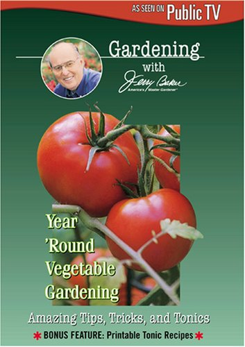 Jerry Baker: Year 'Round Vegetable Gardening by E1 ENTERTAINMENT