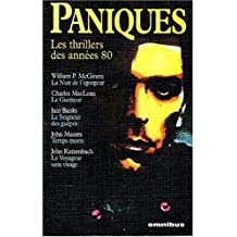 Paniques thrillers annees 80