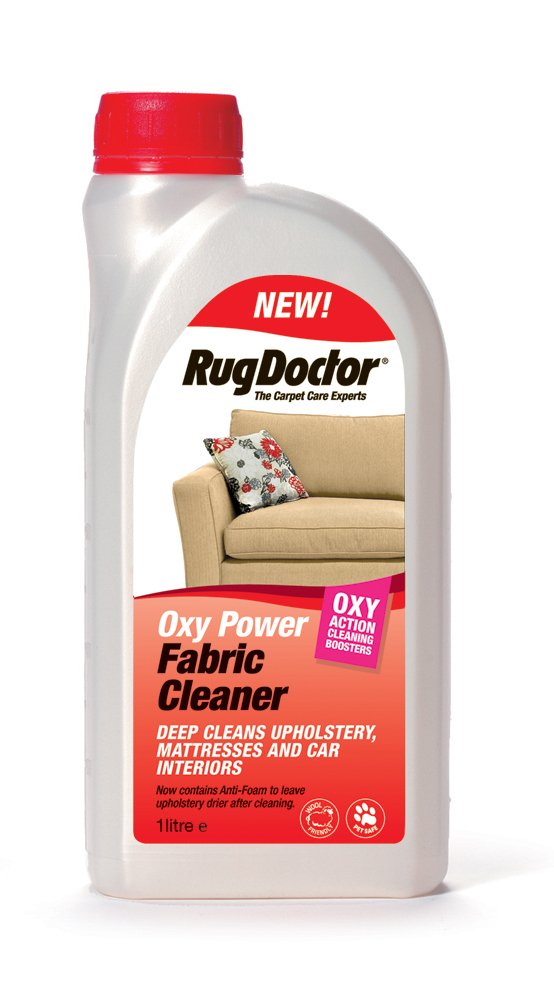 Good Rug Doctor Oxy Power Fabric Cleaner With Anti Foam, 1 Litre: Amazon.co.uk:  Kitchen U0026 Home