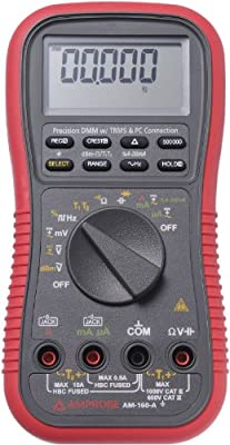 Amprobe AM-160-A TRMS Multimeter with Temperature