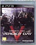 PS3 Armored Core Verdict Day Asian version Chinese + English subtitle English voice