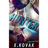 The Hunter: A Sinful Supes Novel (Red Crescent Book 3)