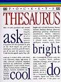 Thesaurus, Dorling Kindersley Publishing Staff, 0789428091