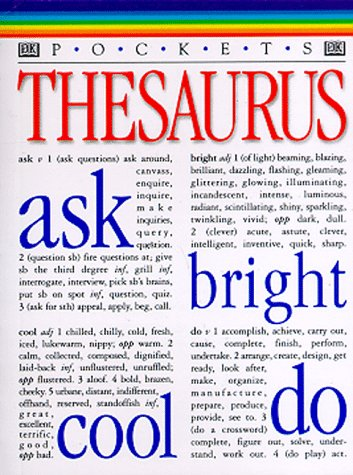 Thesaurus  Pocket Guides