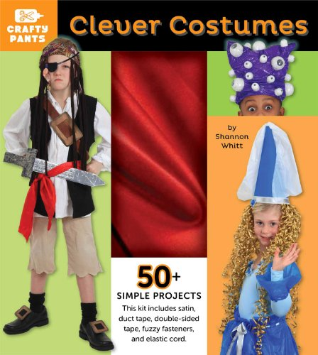 Clever Costumes: Crafty Pants -