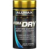 ALLMAX Nutrition - HydraDry - Ultra-Potent Diuretic + Electrolyte Stabilizer, 84 Count