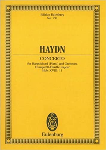 Piano Concerto No. 1 (Hob. XVIII: 11) in D Major by Soldan, Kurt (1984)