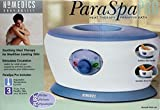 Homedics Paraspa Pro Par-100 Paraffin Heat Therapy System