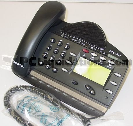 Inter-Tel Encore CX ECX 1000 Black Display Speakerphone