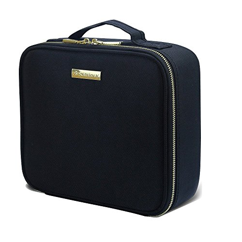 Makeup Train Cases Professional Travel Makeup Bag Cosmetic