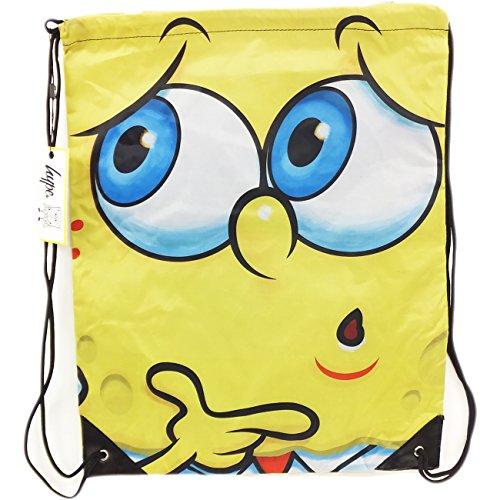 Just Hype - Mochila Drawstring SpongeBob