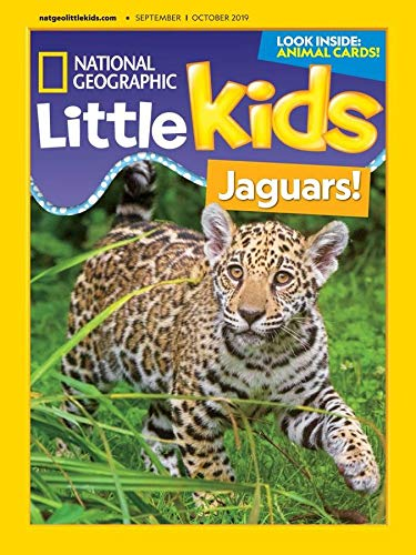 National Geographic Little Kids (Best Magazine For 2 Year Old)