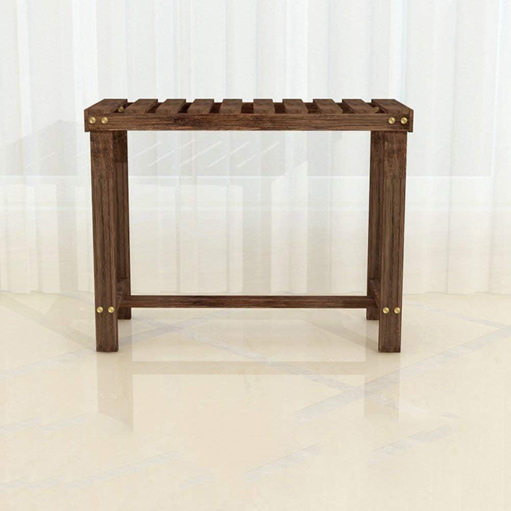 ACZZ Macetero de madera maciza Escalera Combinación de pie Macetero Soporte Simple y moderno Estante para plantas en maceta Taburete Estante de exhibición,58×25×45cm: Amazon.es: Bricolaje y herramientas