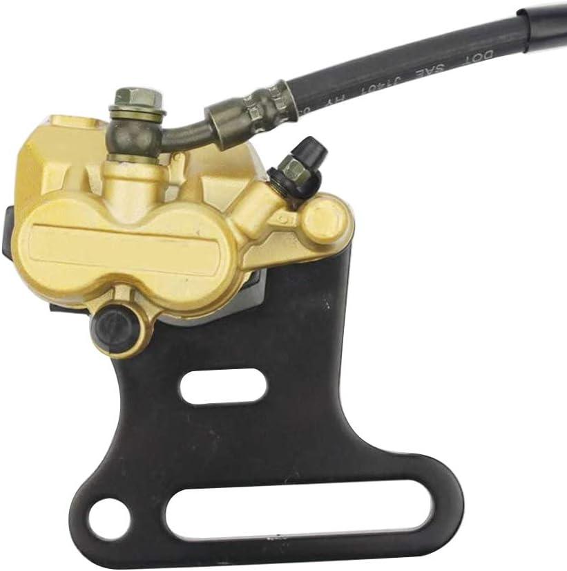 classic fashion GOOFIT Rear Hydraulic Caliper Brake Master