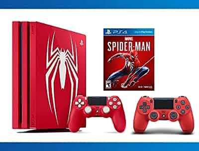 Amazon.com: PlayStation 4 Pro 1TB Limited Edition Console
