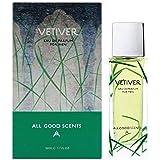 AllGoodScents Vetiver Eau De Parfum for Men- (50 Ml)
