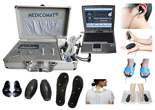 Health Test Calculator Medicomat29+ Health Check Computer Assisted Quantum Online and Treatment