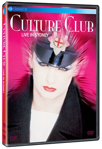 Culture Club: Live in Sydney by RED Distribution