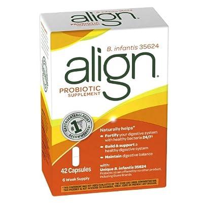 Align B. Infantis 35624 Probiotic Supplement, 84 Count Pack (ktln29ag)