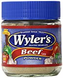 Wyler's Instant Bouillon, Beef Powder, 3.75 Ounce