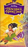 DVD : The Hunchback of Notre Dame (A Walt Disney Masterpiece) [VHS]