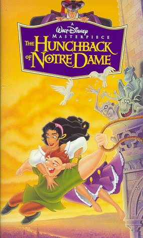 The Hunchback of Notre Dame (A Walt Disney Masterpiece) [VHS]
