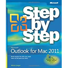 Microsoft Outlook for Mac 2011 Step by Step
