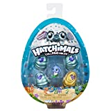 Toys : Hatchimals CollEGGtibles, Mermal Magic 4 Pack + Bonus with Season 5, for Kids Aged 5 and Up (Styles May Vary)